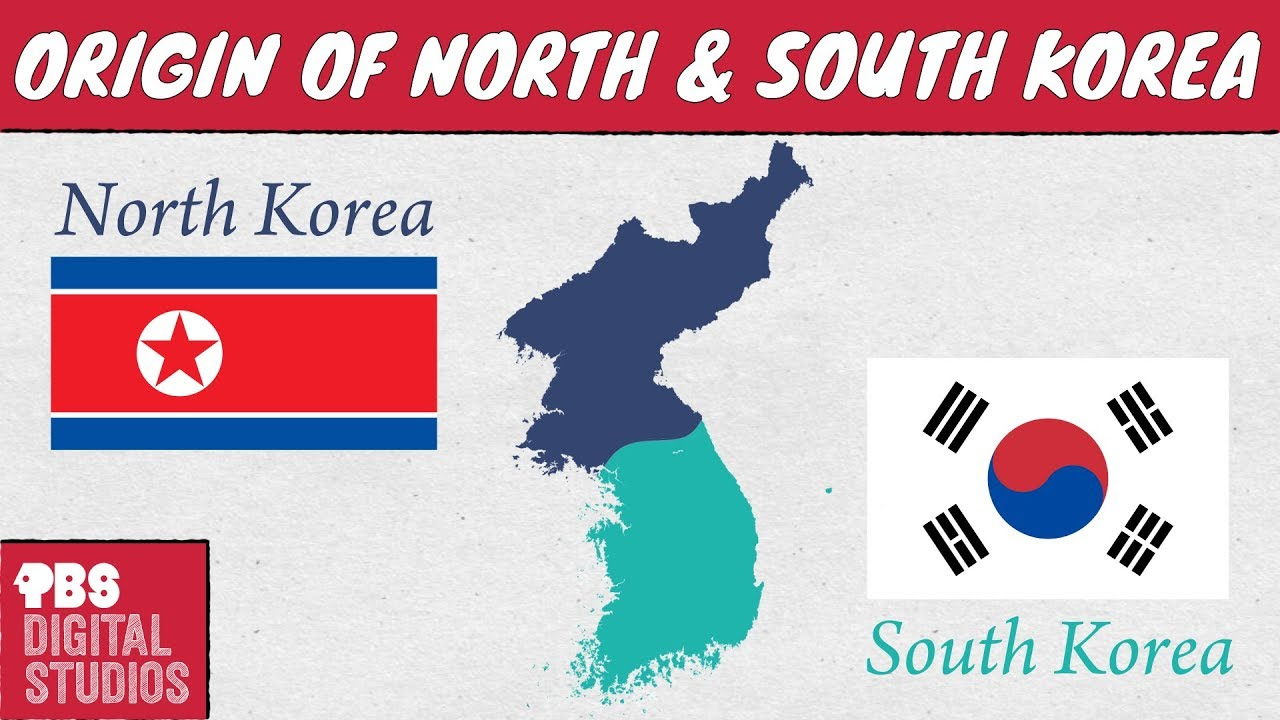 north korea and south korea