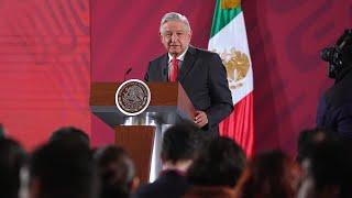 Supervisión a Hospital Infantil de México 'Federico Gómez'. Conferencia presidente AMLO
