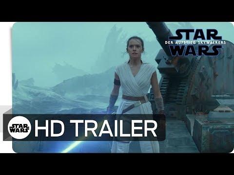 STAR WARS: DER AUFSTIEG SKYWALKERS – Finaler Trailer (deutsch/german)   Star Wars DE