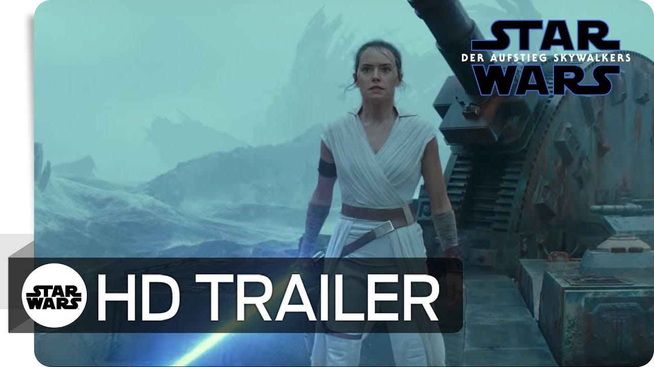 STAR WARS: DER AUFSTIEG SKYWALKERS – Finaler Trailer (deutsch/german) | Star Wars DE