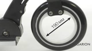 Видео обзоры Small Rider Rider Revolution, 190мм, черный