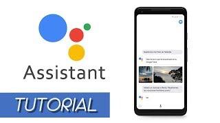 Instalar y configurar Google Assistant en español