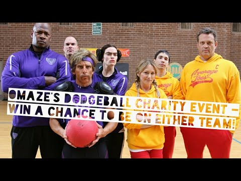 Omaze Dodgeball Charity Event - Purple Cobras vs Average Joe's