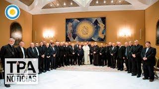 Histórico: renunciaron en bloque los 34 obispos de Chile | #TPA Noticias