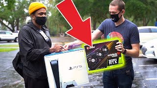 He Gave Up His PS5 For This