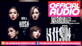 [MP3/DL]02. Miss A (미쓰에이) - HUSH [Vol.2 Hush]