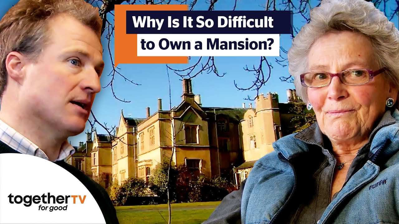 Download The Sad Reality of Being a Multi-Million Mansion Owner   Country House Rescue   Compilation