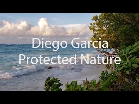 Diego Garcia - Protected Nature in British Indian Ocean Territory Marine Protected Area