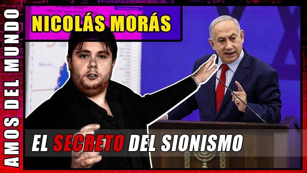 El SINIESTRO Origen del SIONISMO por Nicolás Morás