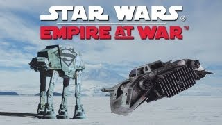 Let's Play Star Wars: Empire at War (Empire Campaign) -  part 1: All too Easy