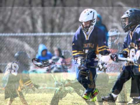 Wolcott Youth Lacrosse vs Litchfield april 2 2011