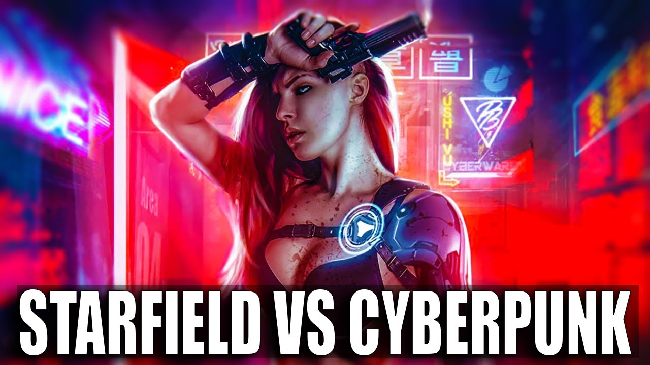 Cyberpunk 2077 Will NOT Affect Starfield! thumbnail