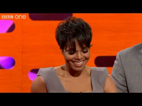 "Janet Jackson's funny nickname ""Dunk"" - The Graham Norton Show - BBC One"