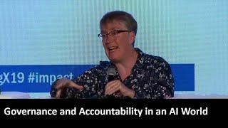 Governance and Accountability in an AI World