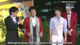 Running Man Ep.1 [Part 1 Of 9] (EngSub) - Guess - Lee Hyori, Hwang Jung Eum