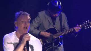 "Erasure -LIVE- ""A Little Respect"" @Berlin Dec 09, 2014"