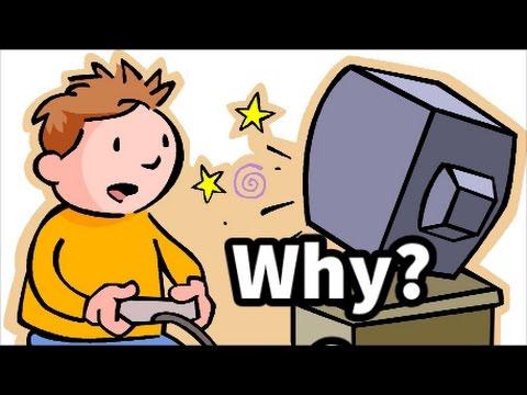 Why People Play Video Games - We Grow Teachers