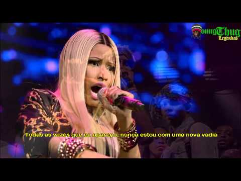 Young Thug - 2 Bitches/Danny Glover (Remix) ft. Nicki Minaj Legendado