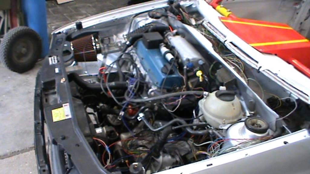 20L 8V VW motor  YouTube