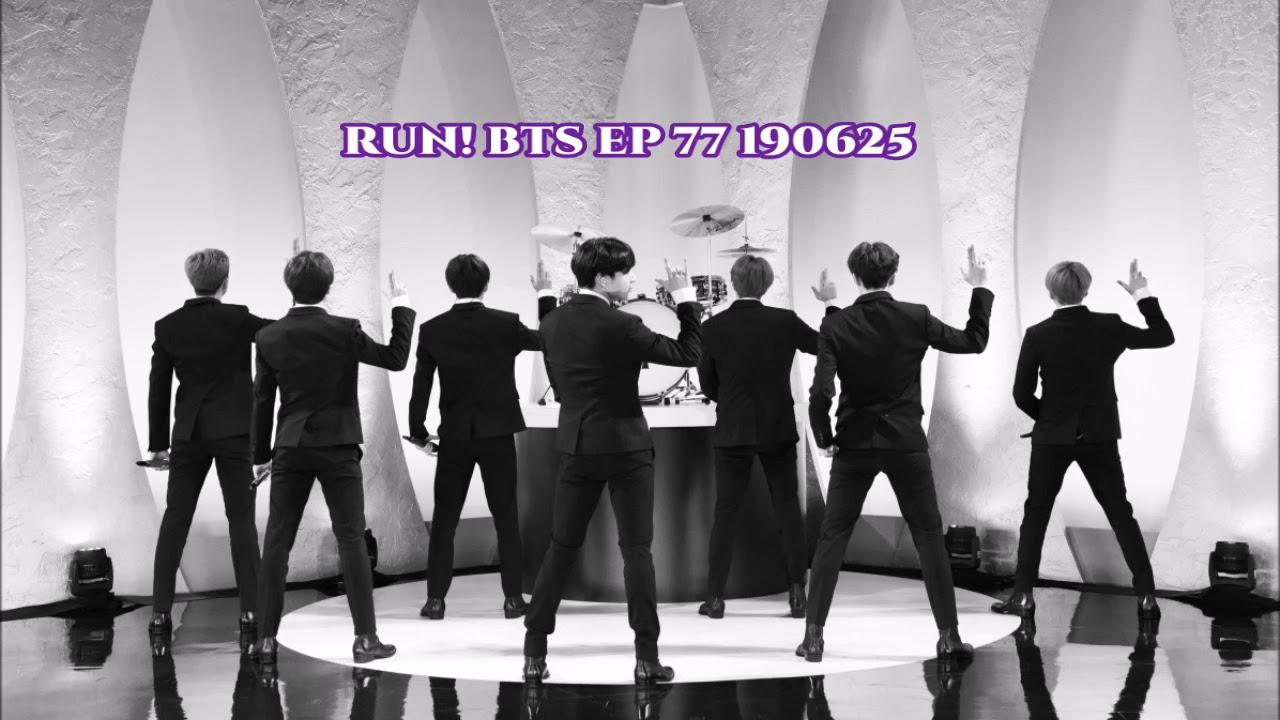 [ENG SUB] RUN! BTS EP 77