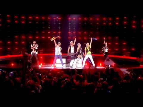 ESC: Moldova 2010 Eurovision FIRST SEMIFINAL