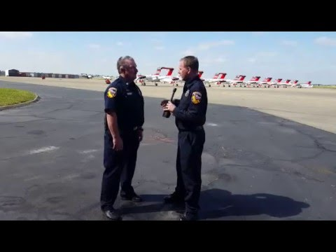 Periscope - Behind the Scenes at CAL FIRE's Aviation Management Unit in McClellan, CA