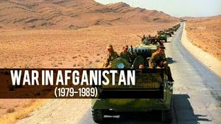 Война в Афганистане 1979 1989 |War in Afghanistan1979 1989