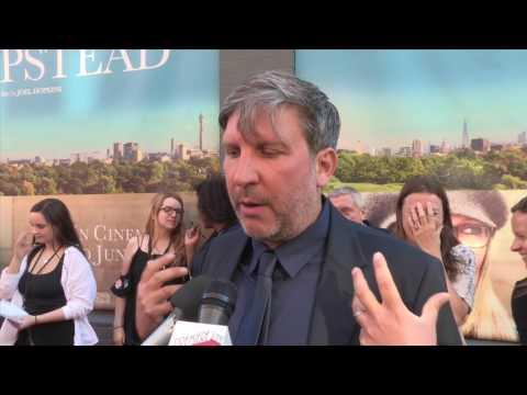"Director, Joel Hopkins: "" I Grew Up In Hampstead."""