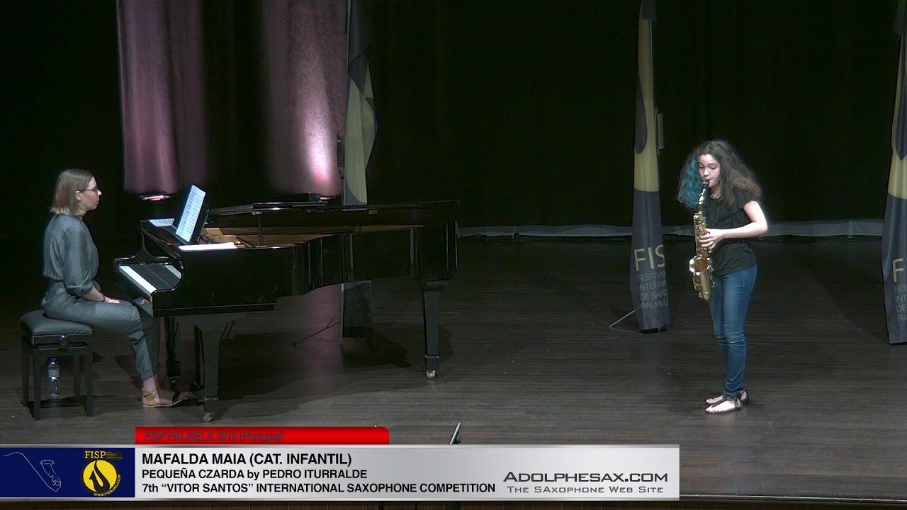 FIS PALMELA 2019   Mafalda Maia   Pequeña Czarda by Pedro Iturralde