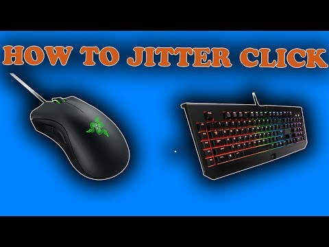 HOW TO JITTER CLICK AND AIM! - HYPIXEL PVP!