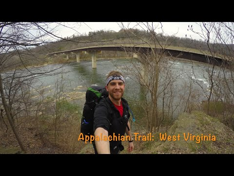 Appalachian Trail:  West Virginia