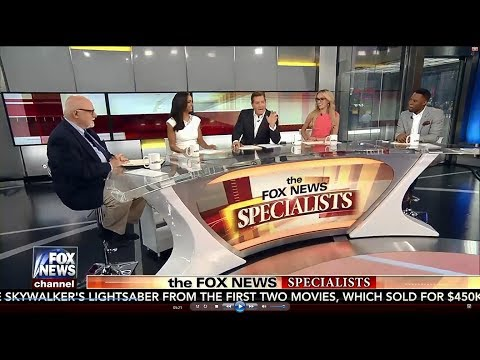06-29-17 Kat Timpf on The Fox News Specialists - Complete, Uncut Show