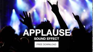 Applause Woo-Hoo Sound Effect (Free Download)