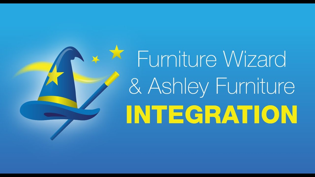 Furniture Wizard Software And Ashley Furniture Integration