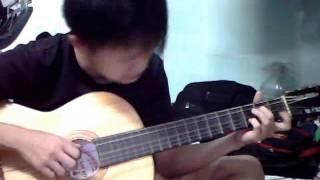 Hoa Sứ Nhà Nàng - Đan Nguyên (guitar solo)