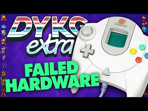 Sega Dreamcast Service That Never Was [Failed Hardware] - Did You Know Gaming? Extra Feat. Dazz