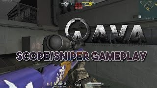 A.V.A - Scope/Sniper Gameplay (More leftovers)