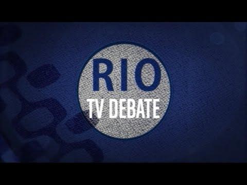 Rio TV Debate - Arte e Censura - 23.10.2017