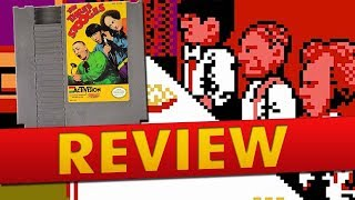 The Three Stooges for NES (Review)