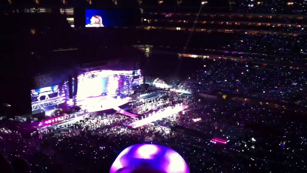 Taylor Swift Shake It Off At Metlife Stadium Nj On 7 11 15 Youtube