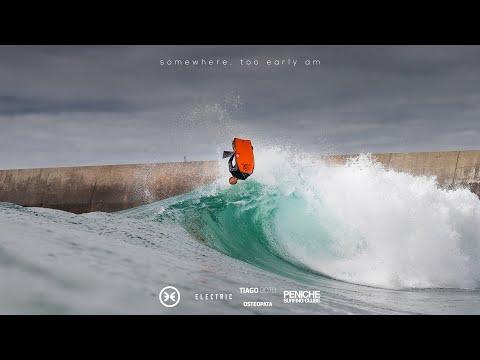 Somewhere, Too Early Am | Daniel Fonseca