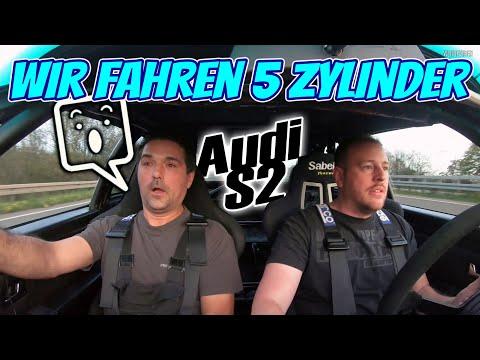 OK-Chiptuning - Audi S2 800PS Impressionen Mit Rafael Von Der Stern Garage