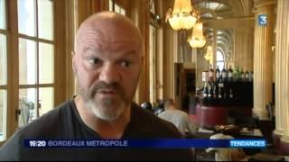Philippe Etchebest s'installe à Bordeaux