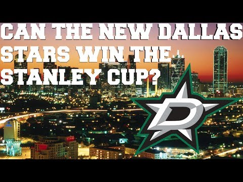 CAN THE NEW DALLAS STARS WIN THE STANLEY CUP? | NHL 17 | ARCADE REGIMENT