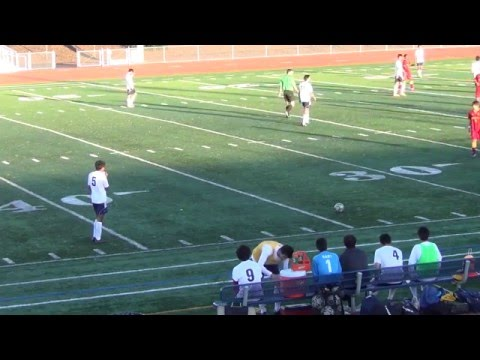 Cupertino Boys Soccer at Lynbrook 2016 Part 2