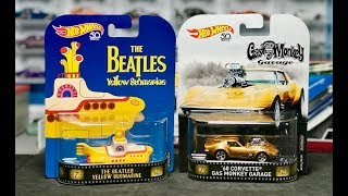 Lamley Vlog, Ep. 17: Hot Wheels Entertainment Gas Monkey Garage & Beatles Sub finds