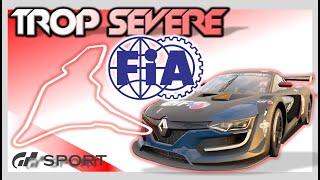GRAN TURISMO SPORT - COURSE FIA  - C'EST SEVERE