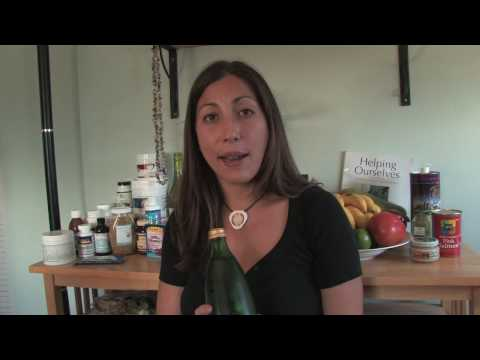 Diet & Nutritional Supplements : What Is Mineral Water?