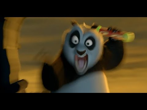 Kung Fu Panda Final Fight Except Every Time Someone is Hit It's Earrape And Also Dead Memes
