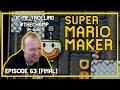 JC Me Trolling #TheChamp - TROLL LEVEL - Mario Maker [Episode 63]